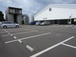 大型バス可の駐車場