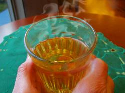 梅酒 ホットイメージ