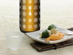 雪室純米酒イメージ1